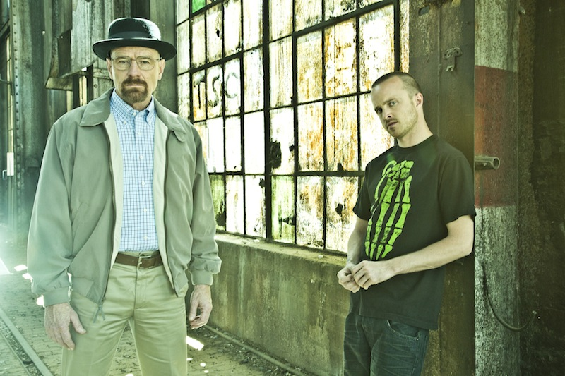 Breaking Bad Season 5 Photos Show The Cast And Walter White's Partner Relationships #22570