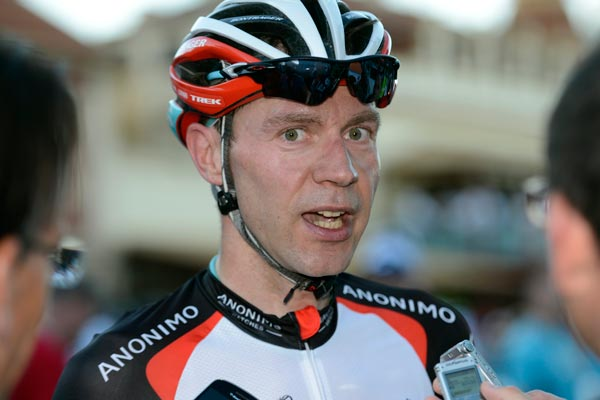 Jens Voigt, Tour Down Under 2013