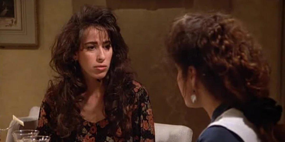 Maggie Wheeler and Julia Louis-Dreyfus on Seinfeld