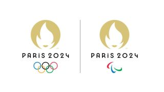 Paris Olympic 2024 logo
