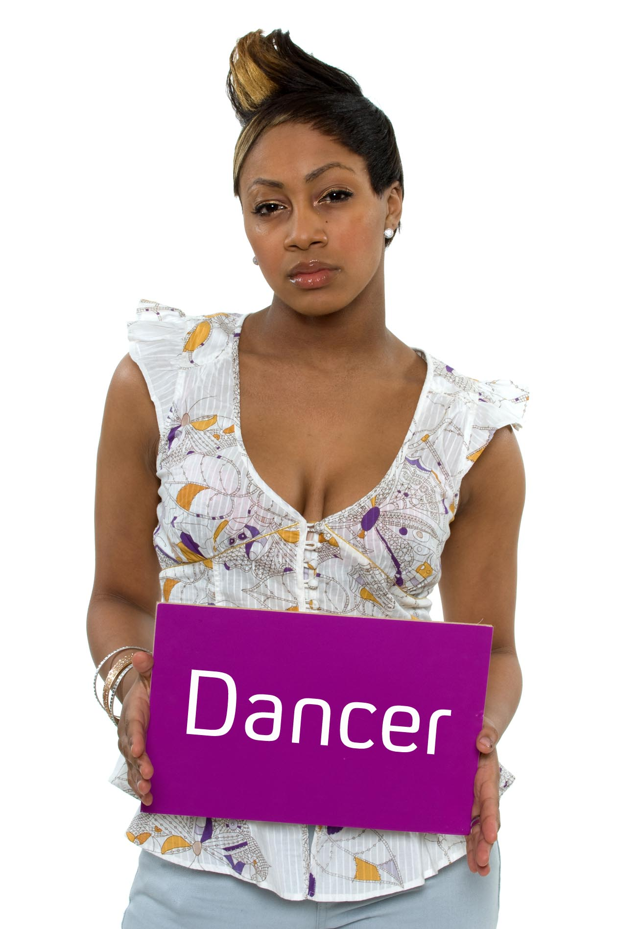 Celebrity Hijack: Latoya gets the chop!