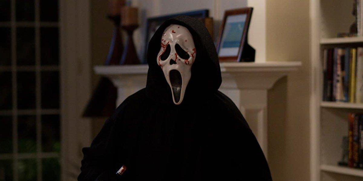Ghostface in Scream franchise