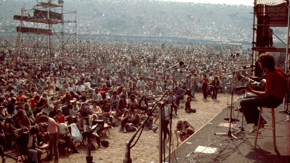 1970 Isle Of Wight Festival What Really Happened Louder