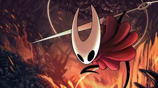 Hornet from Hollow Knight: Silksong