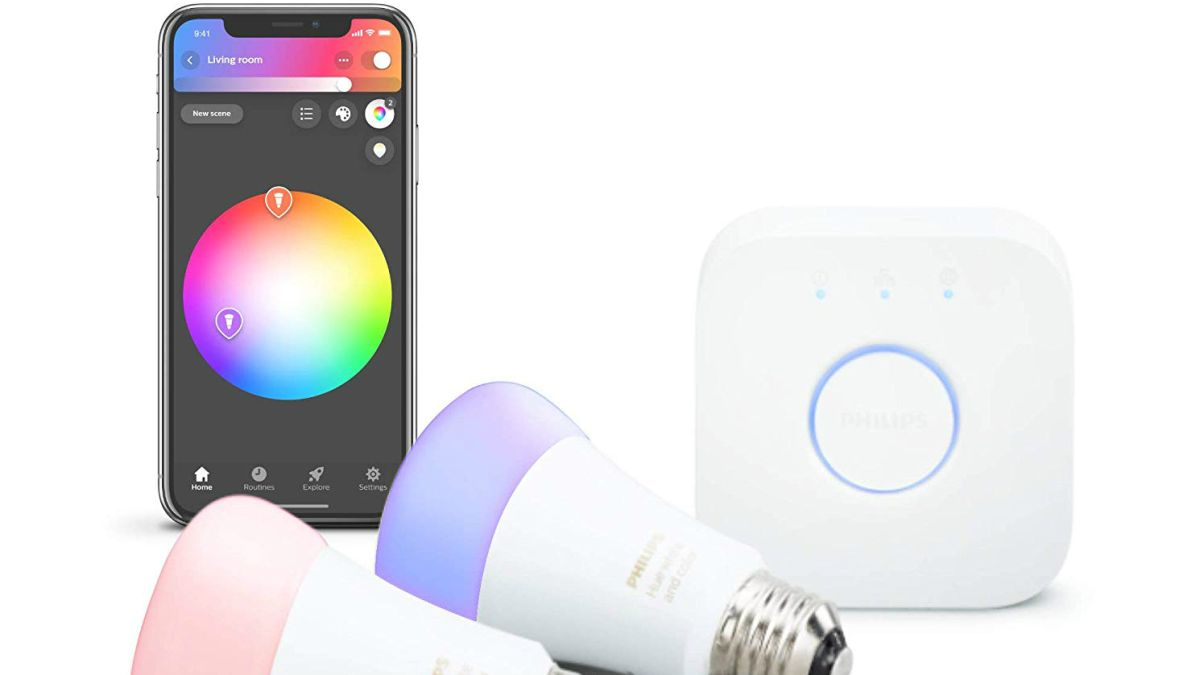 The best smart home deals: Hue lights, iRobot Roomba, smart speakers and more