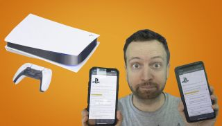 There are five times as many email invites that went out, according to the data sent to PS5 restock tracker Matt Swider