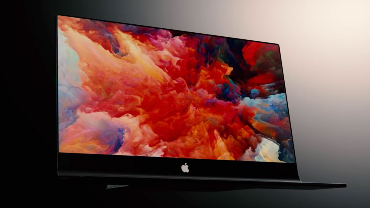 Mockup of the iMac of the future looks incredible