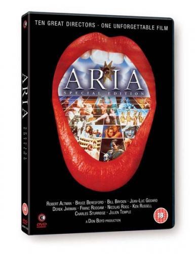 Aria - 10 famous film directors put opera on screen