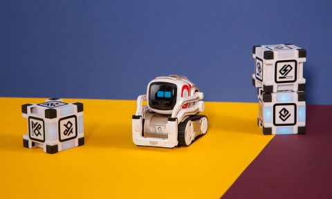 Anki Cozmo Review: An Adorable Coding Robot Buddy | Tom's Guide