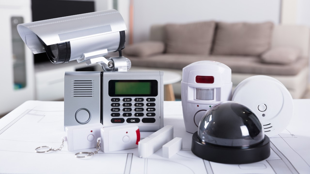The best self-monitored security systems