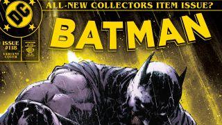 Batman #118 variant