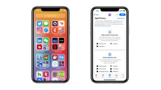 Apple iOS 14 privacy labels