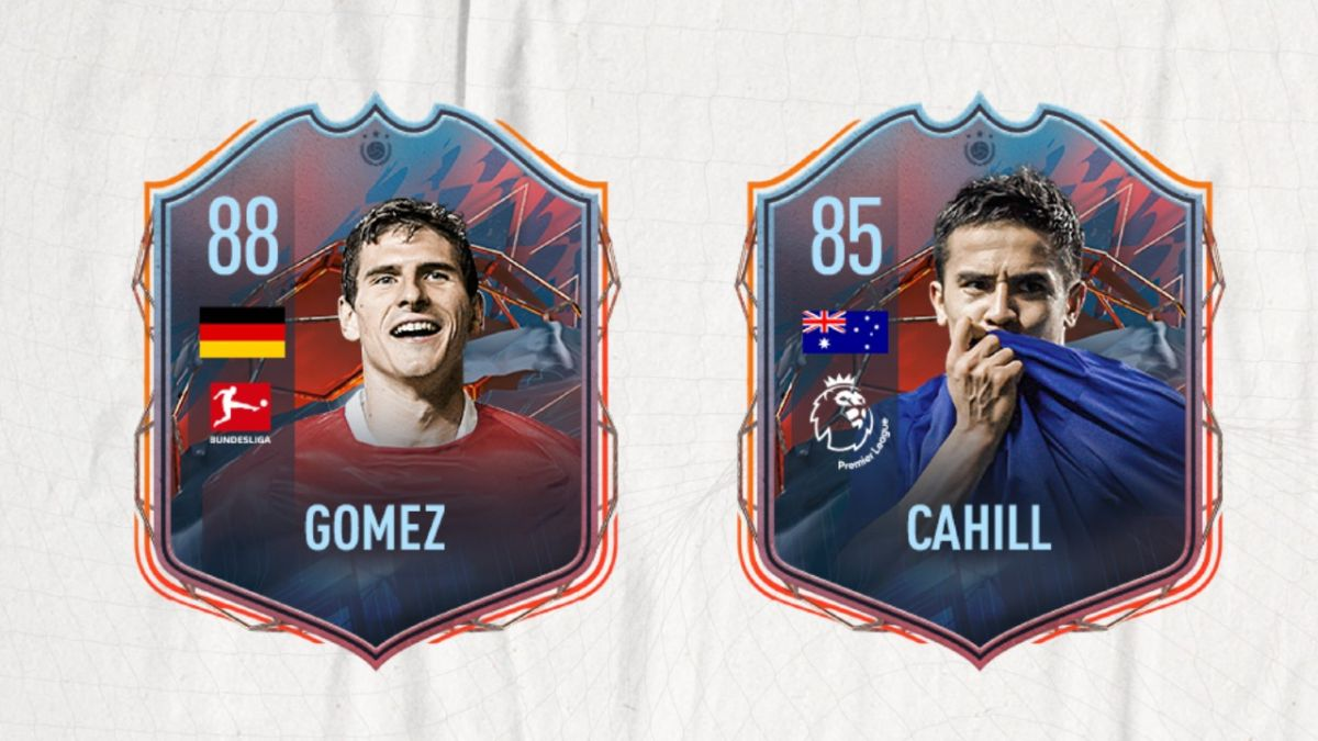 FIFA 22 Heroes: Cahill, Dempsey and Morientes coming subsequent season