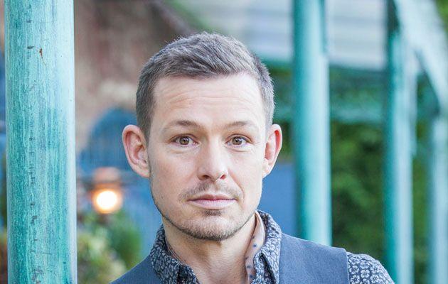 Hollyoaks Kyle played by Adam Rickitt