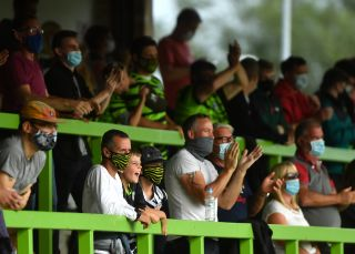 Forest Green Rovers v Bradford City – Sky Bet League Two – New Lawn