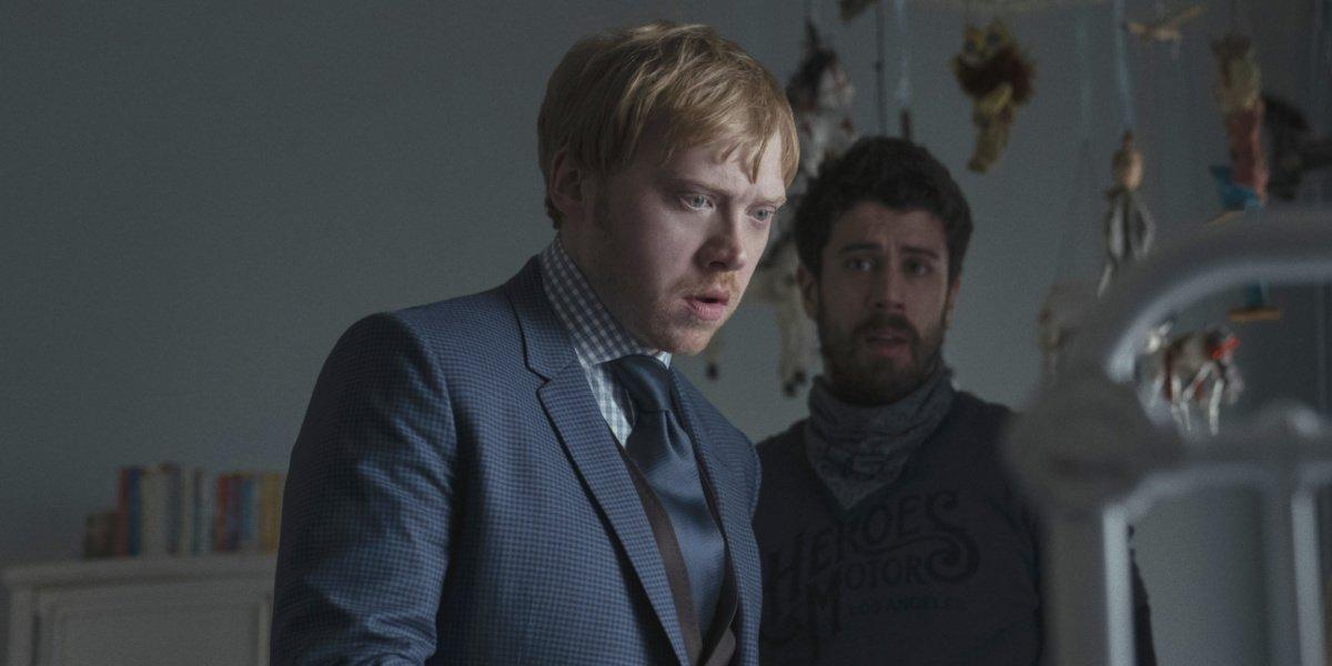 Rupert Grint as Julian in Servant.