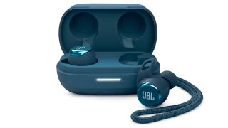 JBL Reflect Flow PRO buds are noise-cancelling and gym-friendly