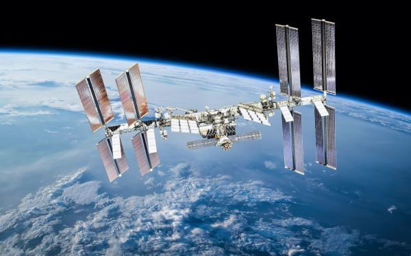 Smoke sets off alarms on the International Space Station