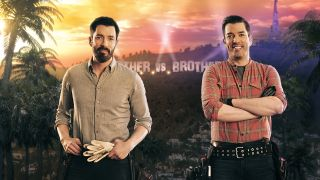 Drew and Jonathan Scott in HGTV's 'Brother vs. Brother'