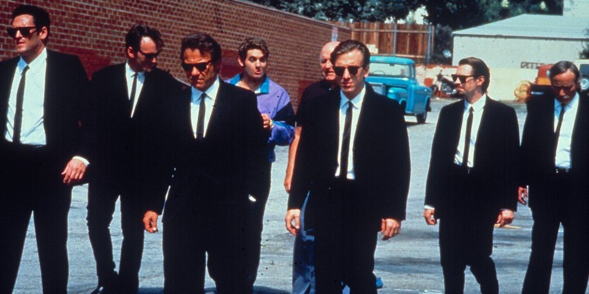 The Cast of 1992's Reservoir Dogs