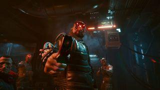 Cyberpunk 2077 Royce shoot or pay