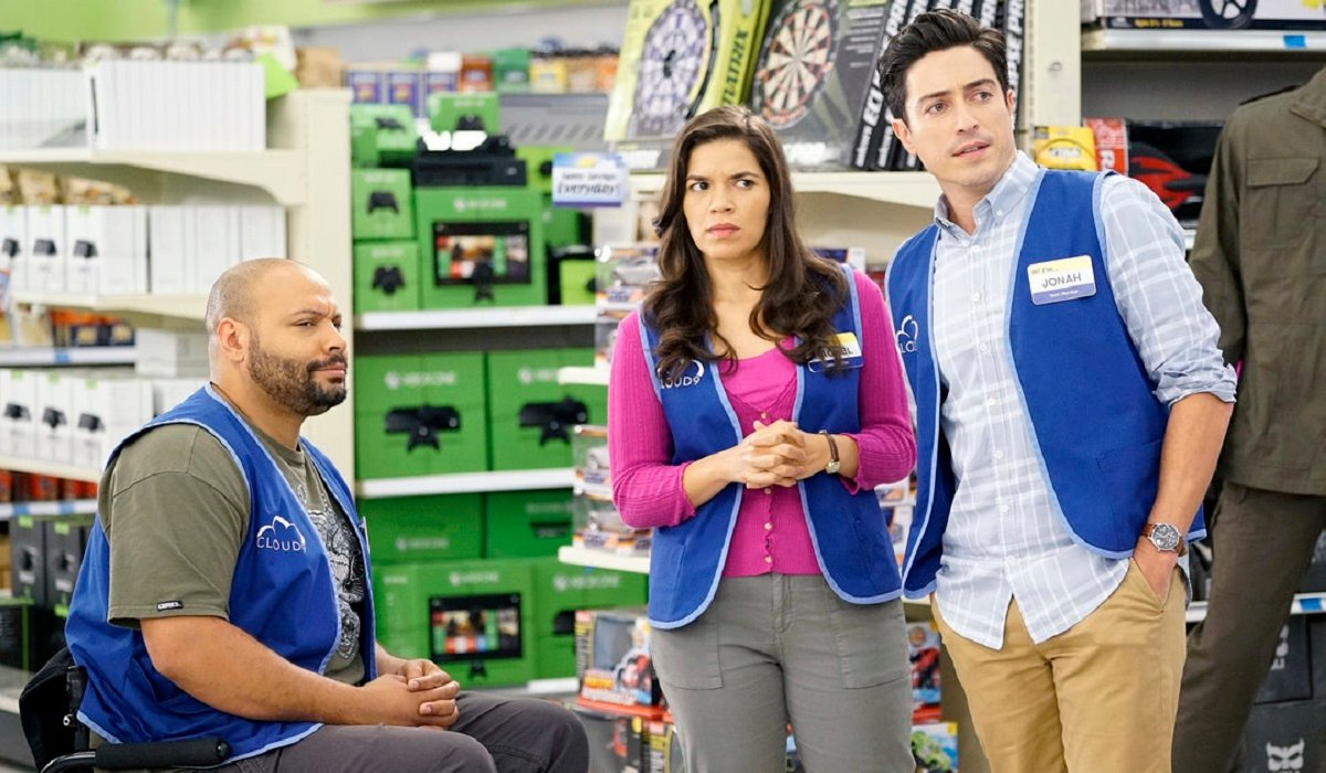 superstore amy leaving hulu