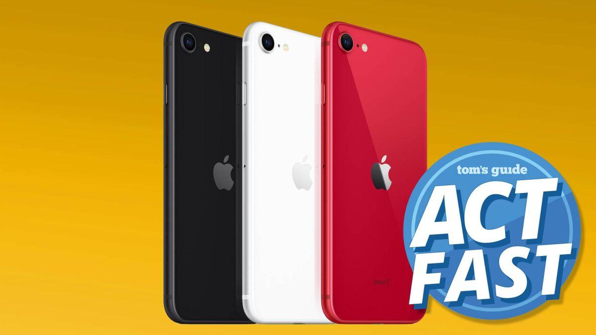 Best Iphone Se 2020 Deals In November Tom S Guide