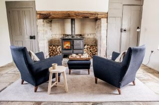 Log burner ideas