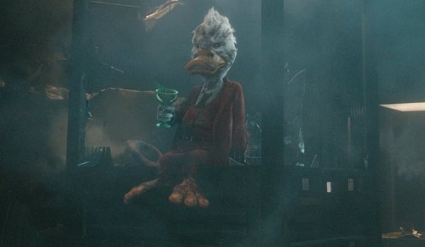 Howard The Duck Guardians of the Galaxy Marvel