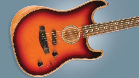Fender American Acoustasonic Stratocaster Review