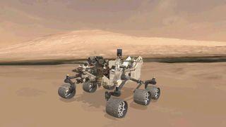 curiosity virtual model