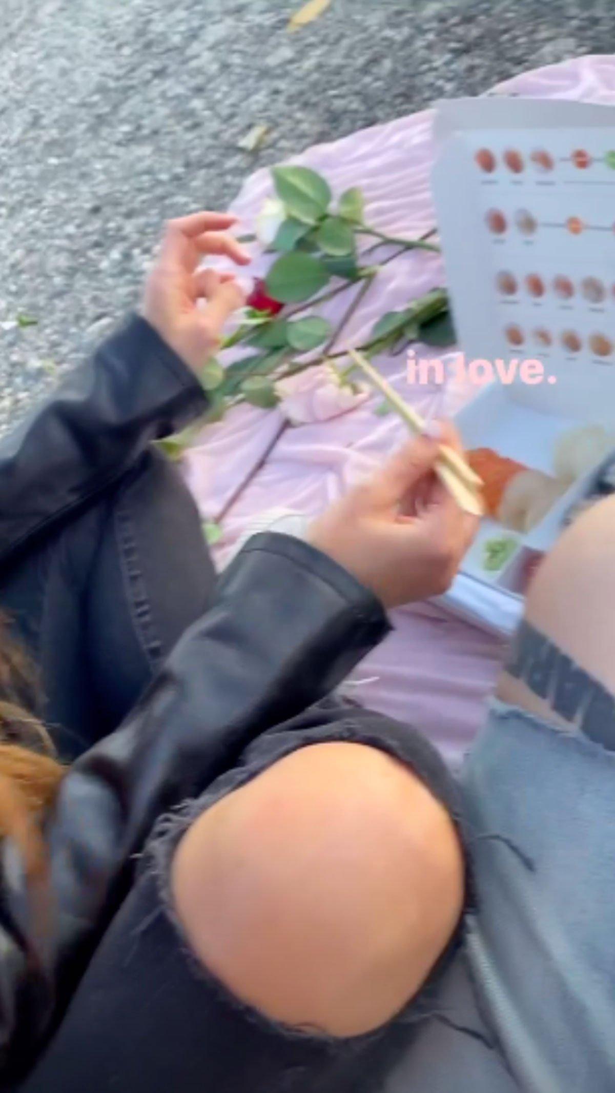 Megan Fox in love with Machine Gun Kelly