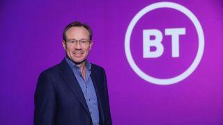 BT CEO Philip jansen