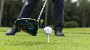 angle of attack in golf