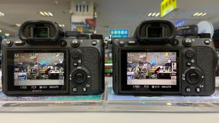First pic of the 'new' Sony A7R IVa