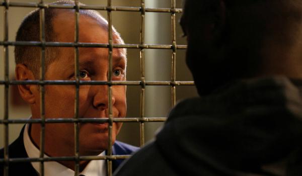 The Blacklist Raymond Reddington James Spader Dembe Hisham Tawfiq NBC