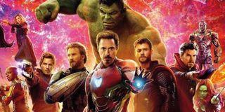 The cast of Marvel's Avengers: Infinity War
