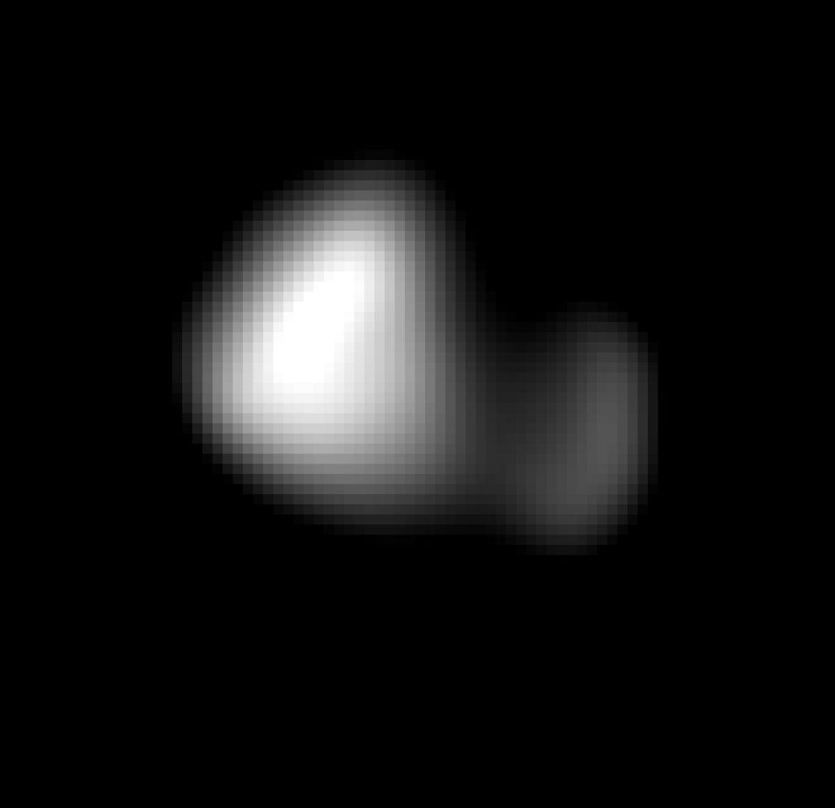 Kerberos Moon Of Plluto: Tiny Pluto Moon Kerberos Unveiled (Photos)