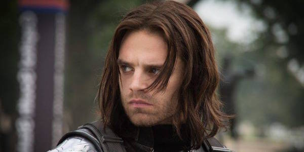 Bucky in The Winter Soldier