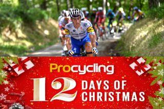james knox procycling 12 days christmas