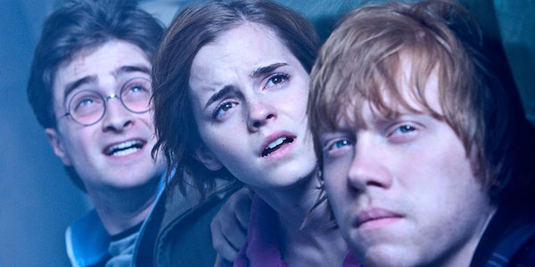 Harry Potter and the Deathly Hallows for JK Rowling lost prequel