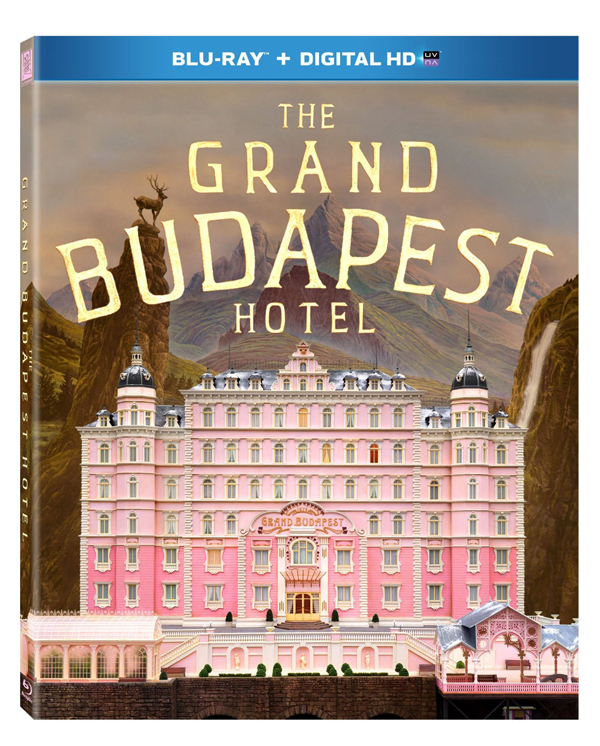 Grand Budapest Hotel Box