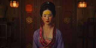 Mulan ready for the matchmaker