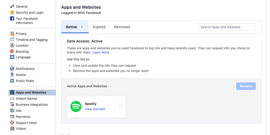 How to Stop Facebook From Sharing Your Data | Tom's Guide
