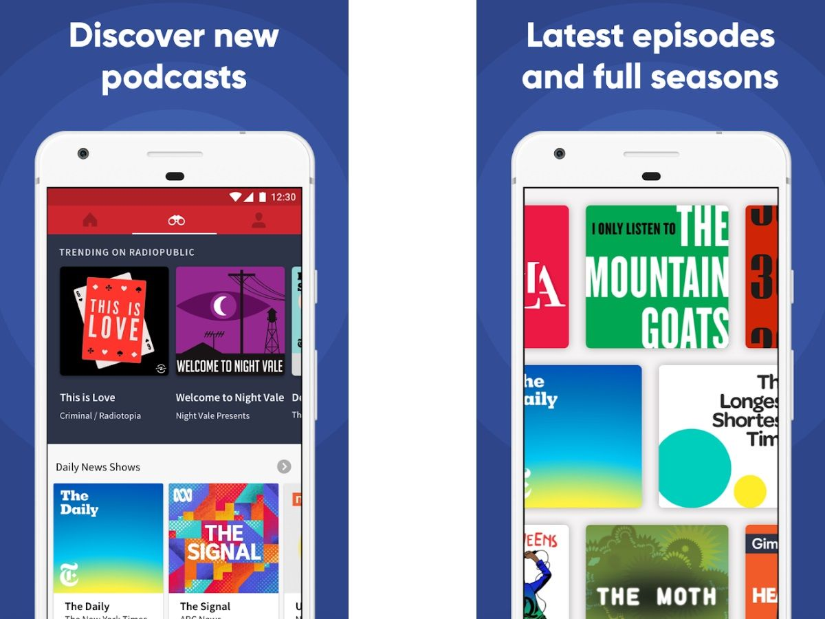 Best Podcast Apps 2019 - Manage Your Subscriptions on iOS and