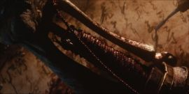From Software's Next Game Is A Mystery, But It Looks Bloody