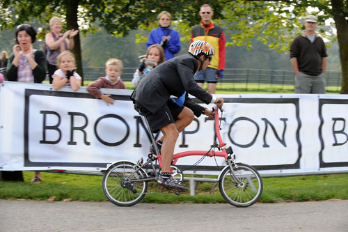 Roberto Heras Brompton WC Blenheim 09