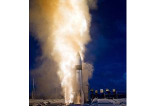 Raytheon's SM-3, rockets