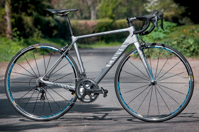 Canyon Ultimate CF SL 9.0 road bike