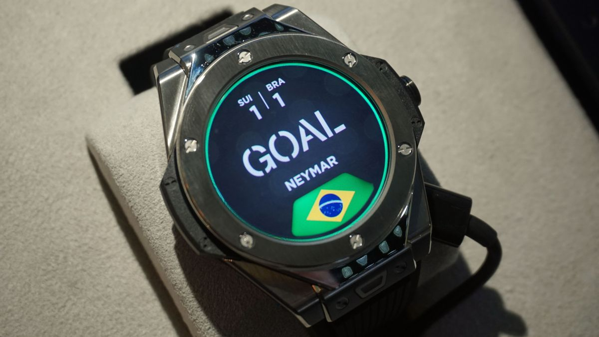 We Ve Had Extra Time With The Wear Os Watch World Cup